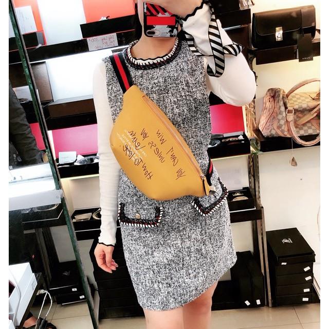 [ TẶNG MÁY MASSAGE MẶT VÀ ĐỒNG HỒ NỮ] Túi đeo chéo túi bao tử bao bụng hoạ tiết cho nam nữ nhiều màu thời trang hàng đẹp - 15109385 , 2365484490 , 322_2365484490 , 598000 , -TANG-MAY-MASSAGE-MAT-VA-DONG-HO-NU-Tui-deo-cheo-tui-bao-tu-bao-bung-hoa-tiet-cho-nam-nu-nhieu-mau-thoi-trang-hang-dep-322_2365484490 , shopee.vn , [ TẶNG MÁY MASSAGE MẶT VÀ ĐỒNG HỒ NỮ] Túi đeo chéo t