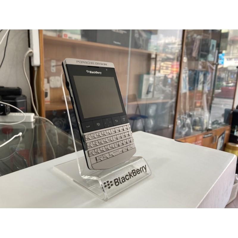 Đế trưng bày điện thoại logo BlackBerry