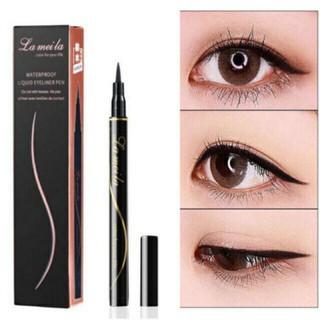 Bút kẻ mắt nước Lameila không trôi hàng chính hãng Waterproof Liquid Eyeliner Pen (Loại vỏ trắng)<br>