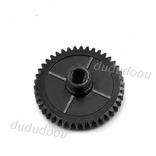 Do ❤ 27T 42T Metal Reduction Gear Motor Gear for Wltoys 144001 1/14 RC Car