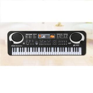 Bộ đàn Organ 61 phím MQ-6106 có Micro dành cho trẻ em TẶNG 2 ĐÔI PIN PANASONIC