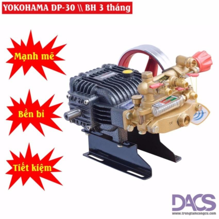 Đầu phun rửa cao áp YOKOHAMA DP-30 công suất, đầu gân 3Hp (30-40 lít/phút) - 3008753 , 709042947 , 322_709042947 , 1195000 , Dau-phun-rua-cao-ap-YOKOHAMA-DP-30-cong-suat-dau-gan-3Hp-30-40-lit-phut-322_709042947 , shopee.vn , Đầu phun rửa cao áp YOKOHAMA DP-30 công suất, đầu gân 3Hp (30-40 lít/phút)