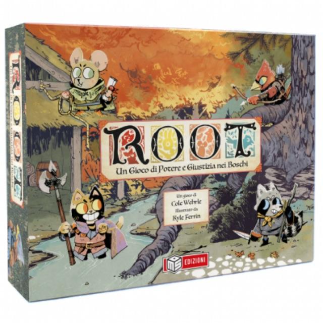 BỘ BOARD GAME ROOT