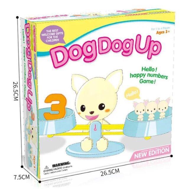 Giá Chất-DogDogUp - Bàn cân toán học