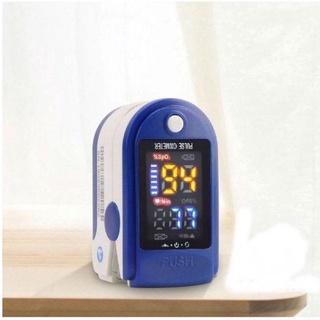 Máy đo nồng độ oxy & oxy trong máu đeo ngón tay spo2 thumbnail