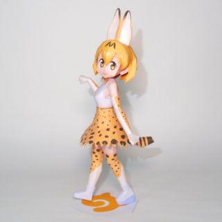 Mô hình giấy anime girl Serle-chan