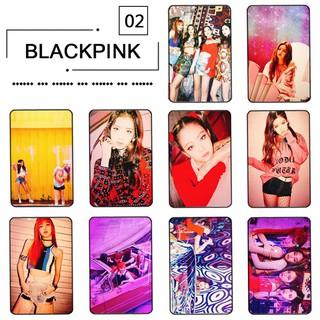 Bộ 10 thẻ ảnh nhóm nhạc BTS OMS3459