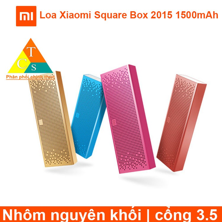 Loa Xiaomi Square Box 2015 1500mAh | BH 1 tháng