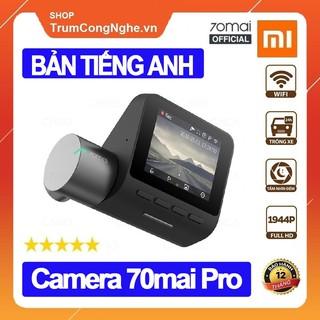 Yêu ThíchCamera hành trình Ô tô Xiaomi 70mai Pro | 70mai Lite Siêu Nét - Bảo Hành 12 Tháng