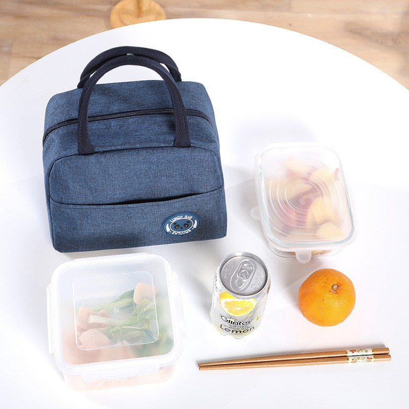 Túi đựng hộp cơm giữ nhiệt cao cấp Lunch Bag