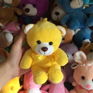 Gấu bông Teddy, Thỏ nhiều màu sắc