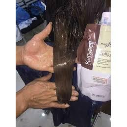 [FreeShip – Sale khô máu]  Ủ Tóc Collagen KarseellSiêu Mượt Phục Hồi Tóc Hư Tổn, Cấp Ẩm, Dưỡng Tóc Mềm Mượt