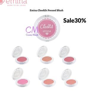 Giá đặc biệt CM Phấn má hồng dạng nén tiện dụng chất lượng cao Kem dưỡng da mặt Thỏi phấn má hồng trang điểm tự nhiên Phấn má hồng Qsa trang điểm mặt thumbnail