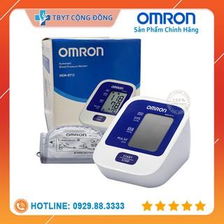 [Mã COS1505 giảm 8% đơn 300K] Máy đo huyết áp bắp tay Omron HEM - 8712 ( Bảo Hành 5 Năm Chính Hãng )