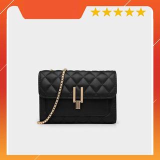 Túi xách nữ đeo chéo khóa chữ Y chất da xịn TX10 túi xách đeo vai - Chip Xinh