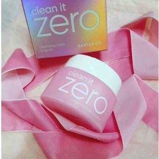 Sáp tẩy trang banila Clean It Zero thumbnail