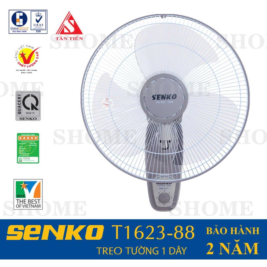 Quạt treo tường 1 dây Senko T1688 (t1823) - 3492025 , 951693854 , 322_951693854 , 299000 , Quat-treo-tuong-1-day-Senko-T1688-t1823-322_951693854 , shopee.vn , Quạt treo tường 1 dây Senko T1688 (t1823)