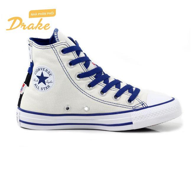 [Mã MABRHV44 hoàn 10% đơn 350k tối đa 100k xu] Giày sneakers Converse Chuck Taylor All Star Logo Play 167172C