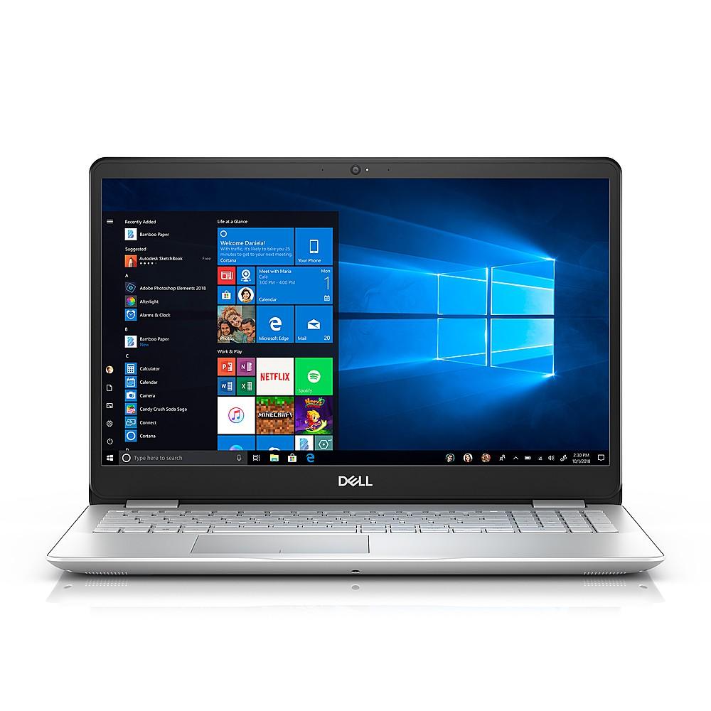 Dell Inspiron 5584 N5I5413W I5-8265U 8GB 256SS 2GB VGA 15.6FHD W10 Silver