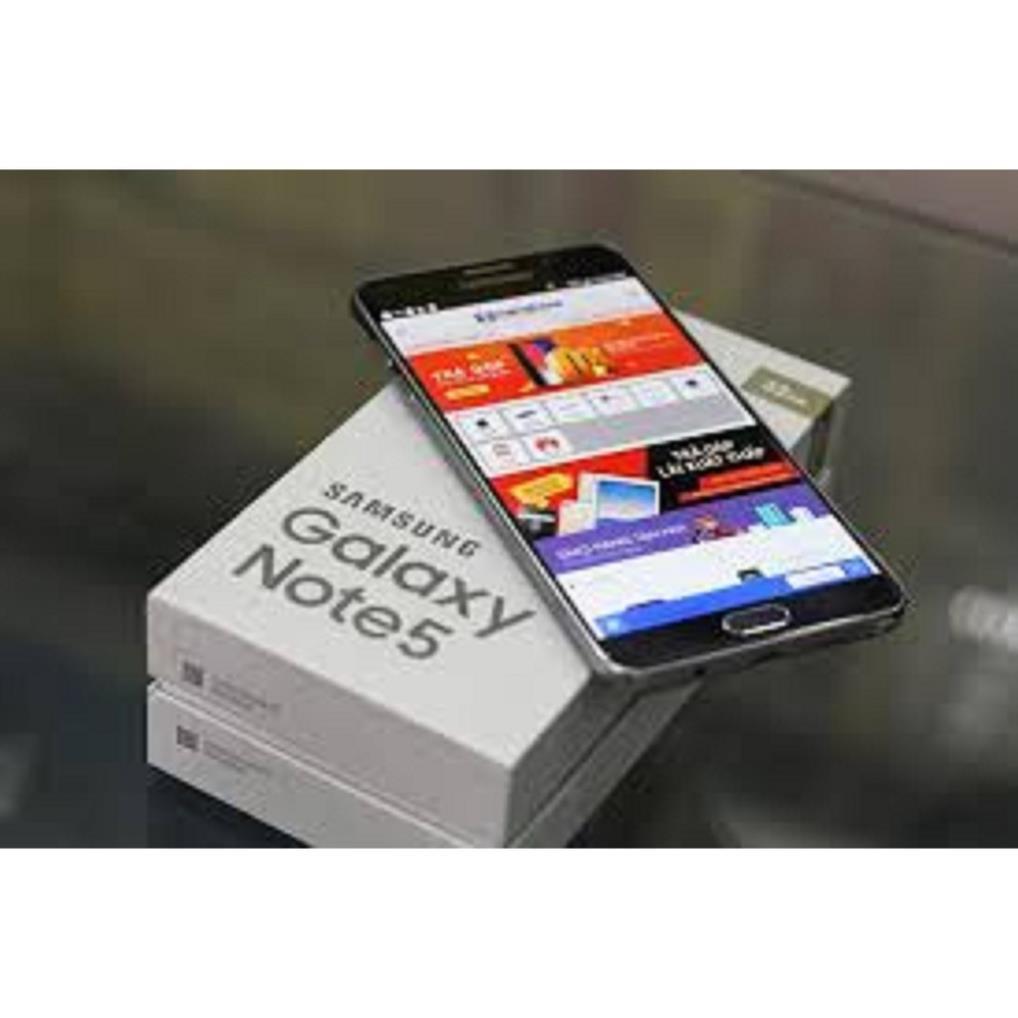điện thoại SAMSUNG GALAXY NOTE 5 ram 4G-32G FULLBOX