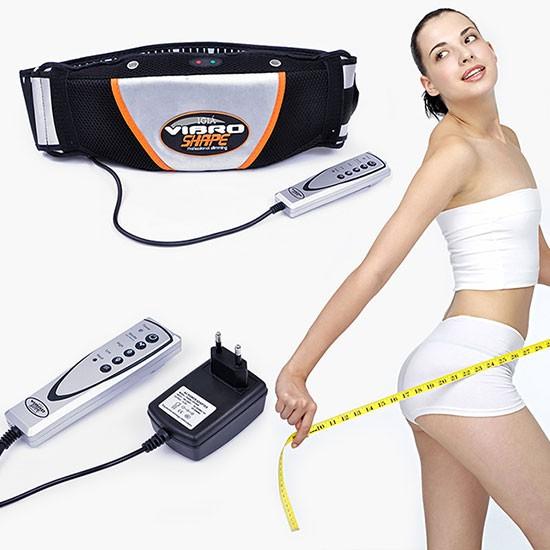 Đai nóng massage giảm eo VibroShape