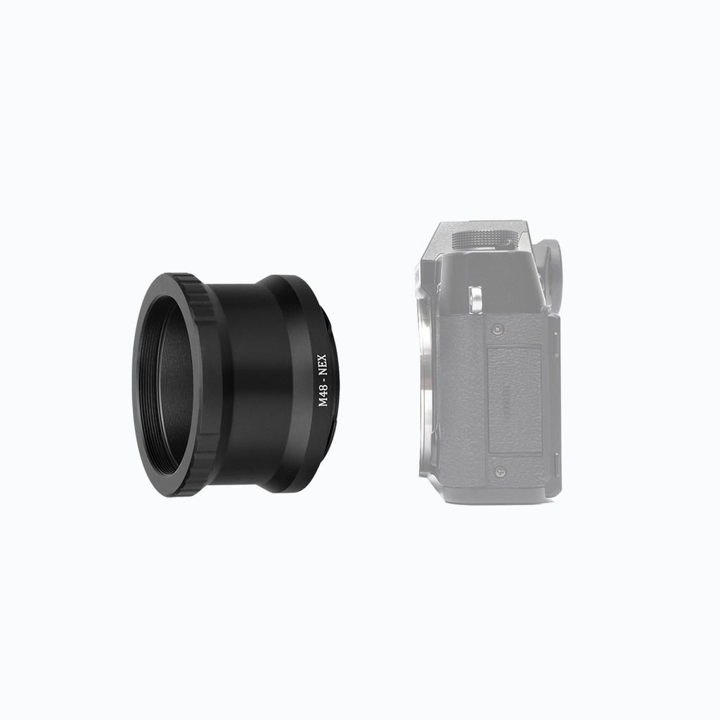 Bộ chuyển đổi ống kính SVBONY SV196 từ góc rộng M48 sang ngàm NEX E cho máy ảnh Sony NEX Alpha Body