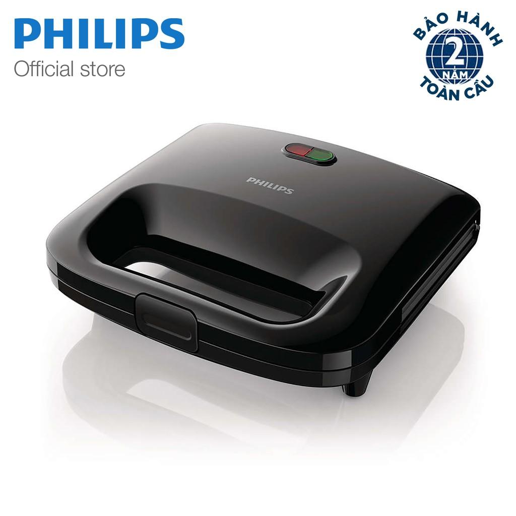 Máy làm bánh hotdog Philips HD2393 (Đen)