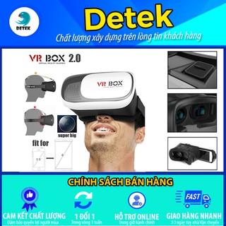 Kính xem phim 3d VR Box mẫu 2 phù hợp cho điện thoại từ 5.5 inch trở xuống thumbnail
