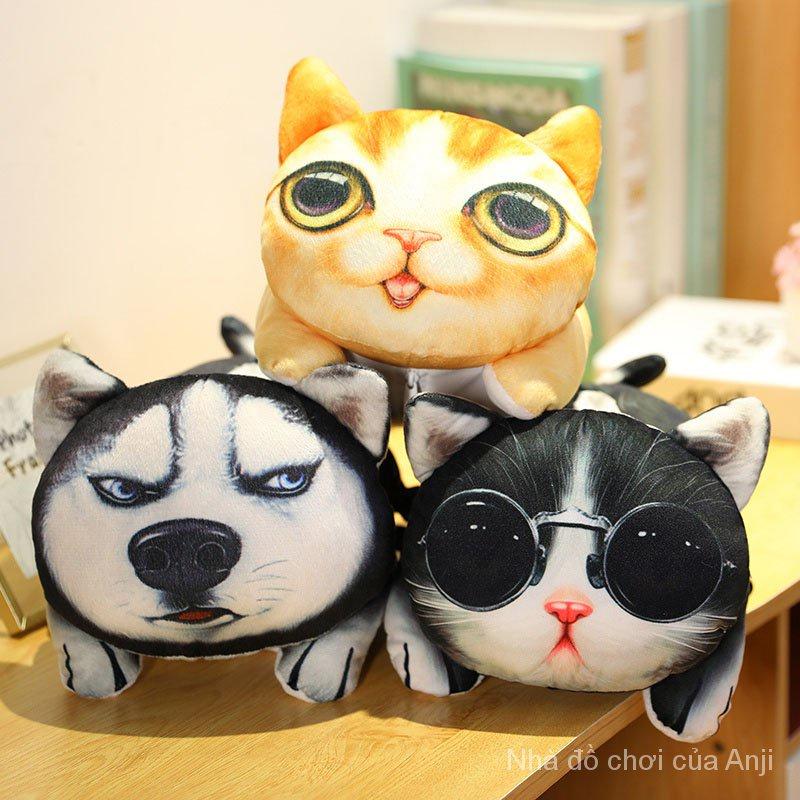 33cm Stuffed Toy Animal Dog Cat Car Tissue Box Cover Case Bag Baby Doll Friend Soft Plush Toy Birthday Christmas Valentine Love Present Gift