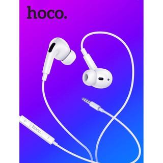 Tai nghe dây Hoco M1 Pro chuẩn giao tiếp Jack 3.5mm độ trung thực của âm thanh cực tốt dài 1.2m