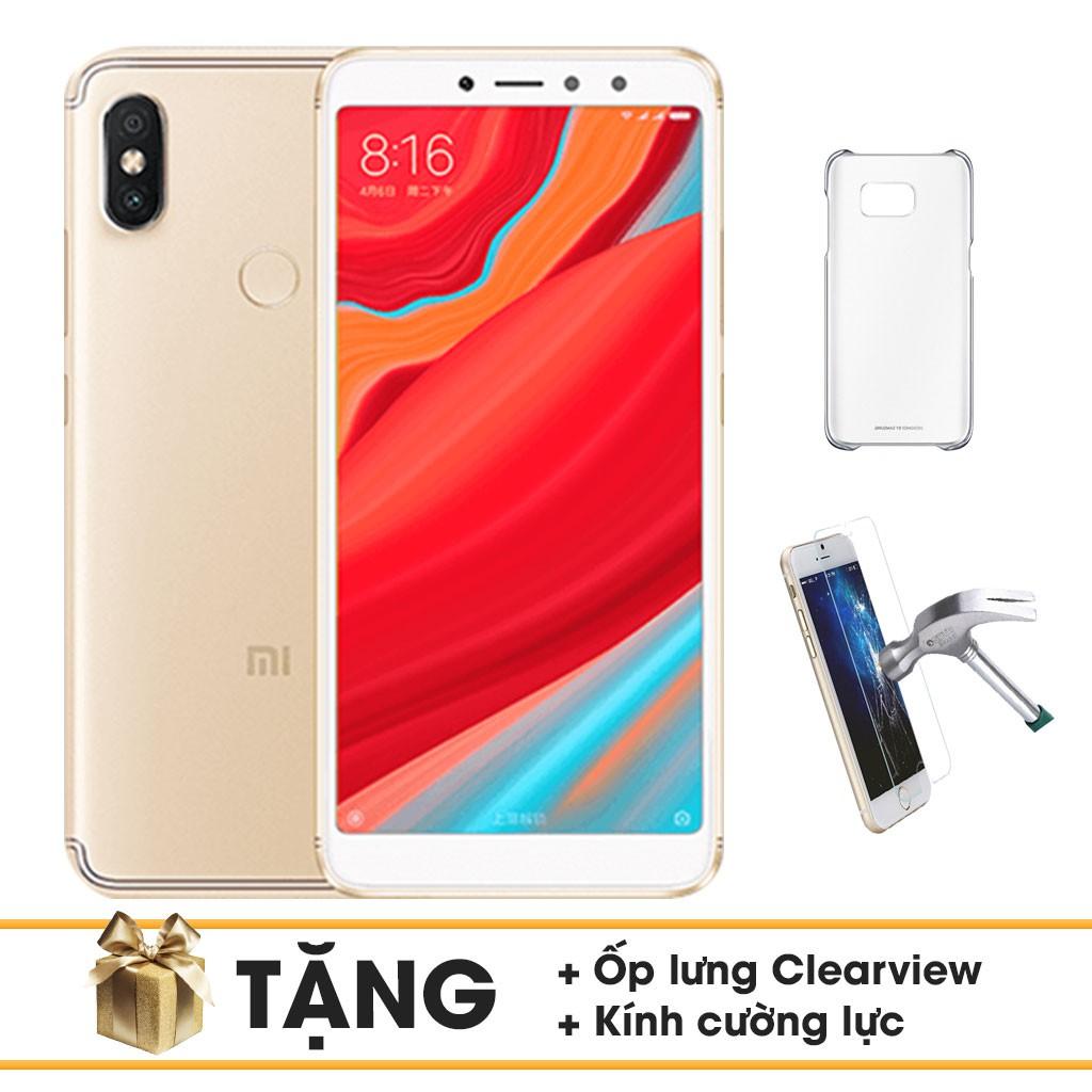Điện thoại Xiaomi Redmi S2 64Gb Ram 4Gb + Ốp Lưng, Cường Lực - Hàng nhập khẩu - 3564334 , 1231503077 , 322_1231503077 , 4669000 , Dien-thoai-Xiaomi-Redmi-S2-64Gb-Ram-4Gb-Op-Lung-Cuong-Luc-Hang-nhap-khau-322_1231503077 , shopee.vn , Điện thoại Xiaomi Redmi S2 64Gb Ram 4Gb + Ốp Lưng, Cường Lực - Hàng nhập khẩu