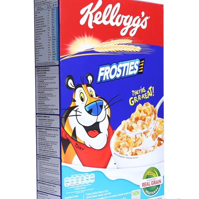 Ngũ Cốc Ăn Sáng Frosties Kellogg