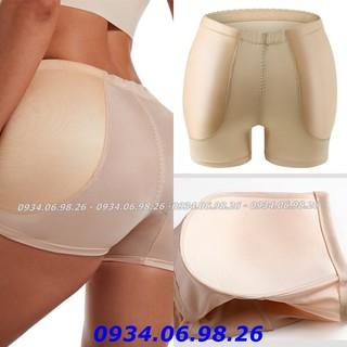 Quần độn mông và hông dạng đùi 3 trong 1 – Quần độn mông nữ cao cấp mút liền nâng mông đẹp tự nhiên có lót cotton dáy
