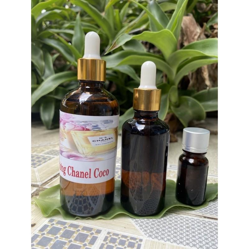 Tinh dầu Coco Chanel (10ml, 50ml, 100ml)