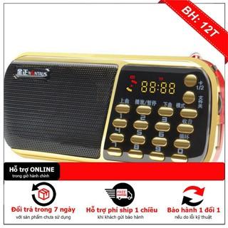 Loa Cắm Thẻ Nhớ, Usb, FM Nontaus B836 3 Pin Nghe Nhạc
