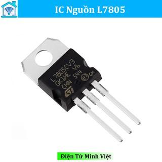 IC Nguồn L7805 1.5A TO-220