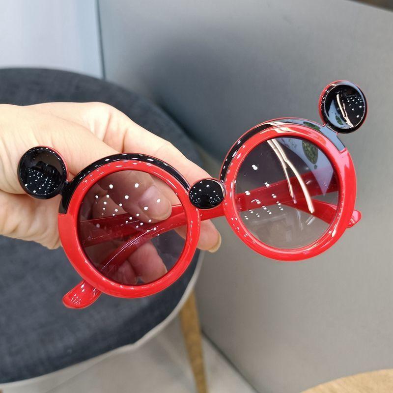 Children s Sunglasses Sunglasses Women s Glasses Cute Cartoon UV Protection Boys Korean Fashion Western Style Sun Visor