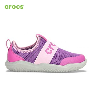 [Mã SUPE200K giảm 200K đơn từ 1tr2] Giày Trẻ em Crocs - Swiftwater EasyOn 205362-57L thumbnail