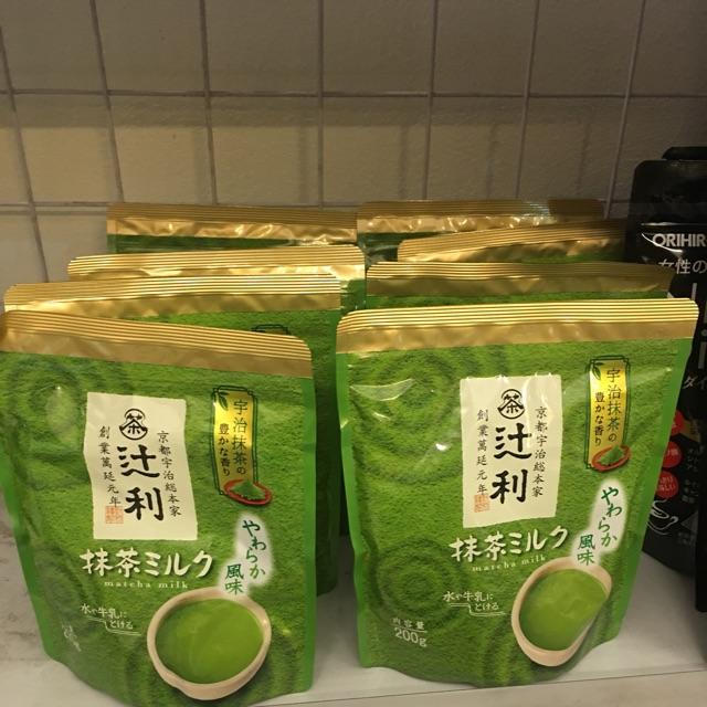 Bột sữa trà xanh Matcha Milk 200gr +20g Nhật Bản date T3/2019 - 3370488 , 1215982940 , 322_1215982940 , 120000 , Bot-sua-tra-xanh-Matcha-Milk-200gr-20g-Nhat-Ban-date-T3-2019-322_1215982940 , shopee.vn , Bột sữa trà xanh Matcha Milk 200gr +20g Nhật Bản date T3/2019