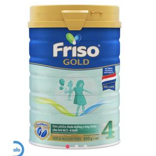 Sữa Friso gold 4 850g thumbnail