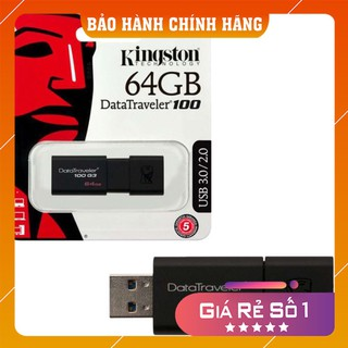[Bảo Hành Chính Hãng] USB Kingston 3.0 128Gb , 64Gb , 32Gb , 16Gb Bảo Hành 60 Tháng