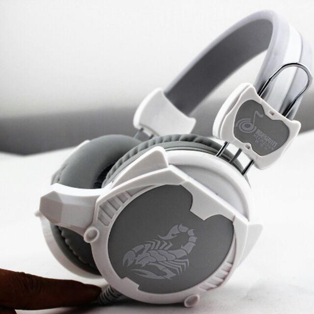 Tai nghe chụp tai game thủ H6 siêu bền có mic thoại ( dùng tốt cho cả điện thoại và pc )