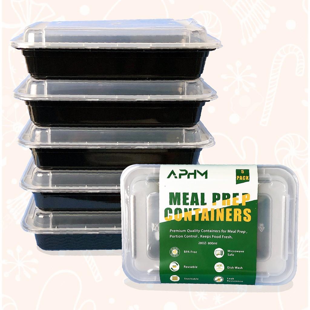 🔥🔥Hộp Meal-Prep 1 ngăn- 2 ngăn đựng thức ăn cho Gymer🔥🔥