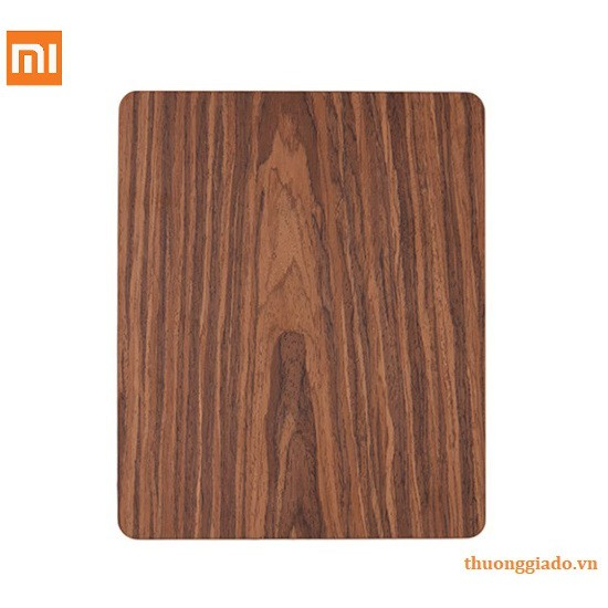 Tấm di chuột Xiaomi (chất liệu gỗ)