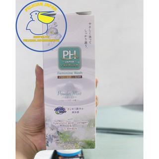 Dung dịch vệ sinh phụ nữ PH Care nhật 150ml 4