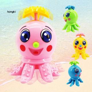 【HKM1】Cute Cartoon Octopus Funny Wind Up Clockwork Educational Kids Baby Spring Toy