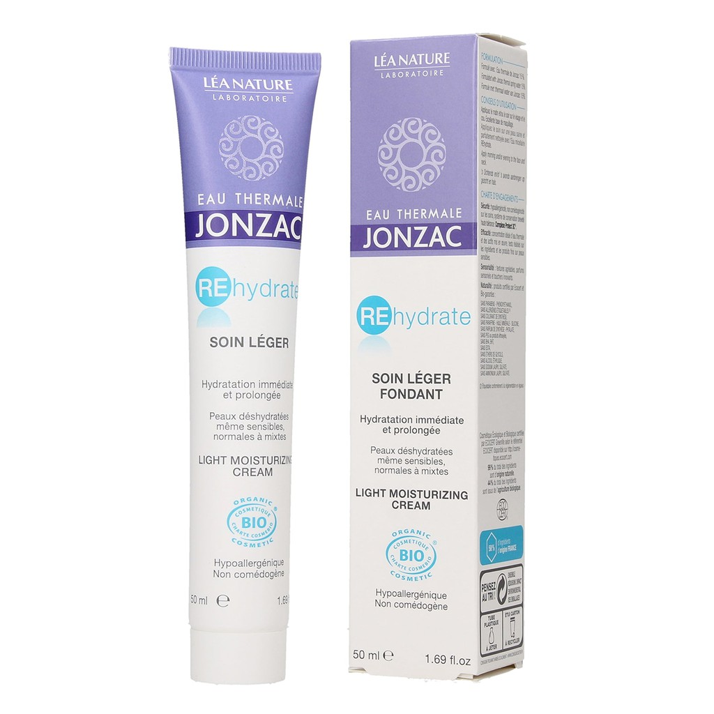 kem jonzac light moisturizing 50ml