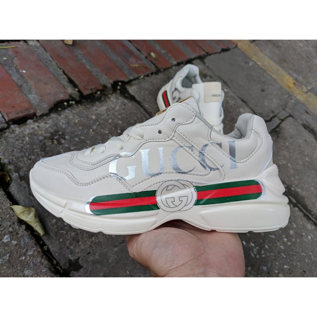[FREE SHIP] Giày Gucci Chunky Rhyton Sneaker - 2616524 , 1245735948 , 322_1245735948 , 270000 , FREE-SHIP-Giay-Gucci-Chunky-Rhyton-Sneaker-322_1245735948 , shopee.vn , [FREE SHIP] Giày Gucci Chunky Rhyton Sneaker