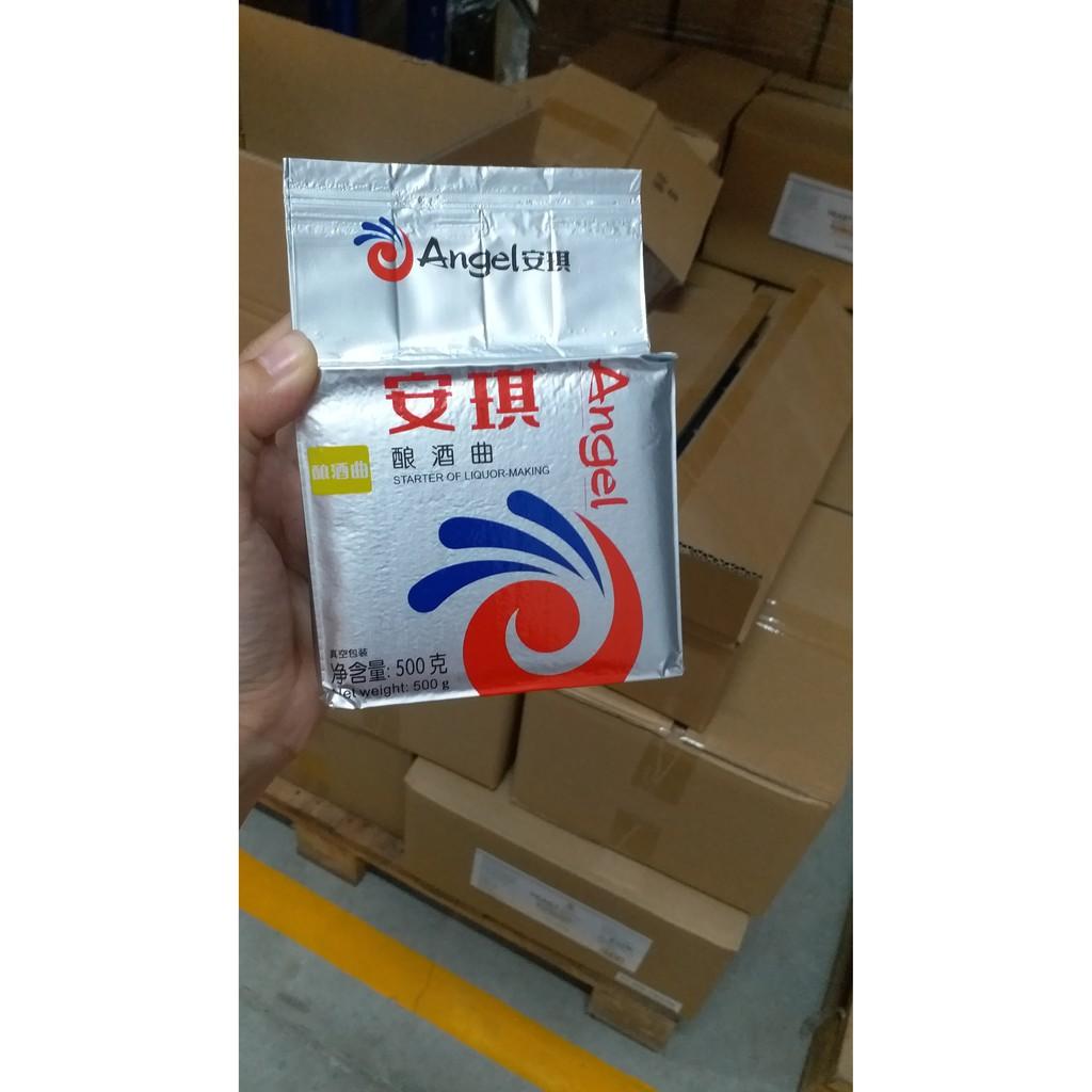 Men rượu Angel Leaven (gói 500g) - Men vi sinh chất lượng cao của hãng Angel - Lên men rượu nhanh và hiệu quả