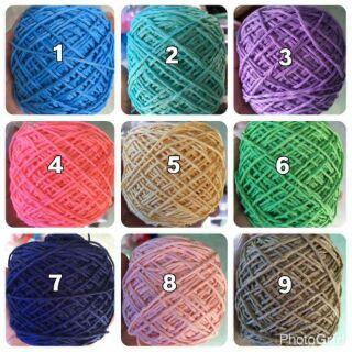 Len cotton các loại, sản phẩm chất lượng , màu sắc đa dạng, các chị em khéo tay nhanh tay chọn lựa nha . Cám ơn các bn